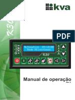 Manual de operações KVA