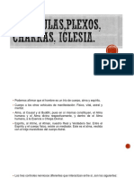 Glandulas,Plexos, Chakras, Iglesia