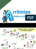 Arritmias Letales en Pediatria