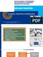 UNI CF III Unidad Registro Operaciones Completa