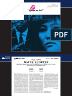 Wayne Shorter Booklet