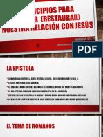 5 Principios para fortalecer (restaurar) nuestra relación con Jesús.pptx