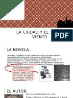 La Ciudad y El Viento - Daniel Felipe Atehortua