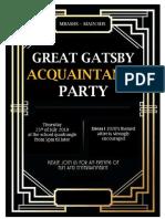 Gatsby Invite Page 1