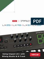 IMPACT LX+ NEKTAR Guide