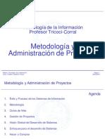 4 - Metodologia y Adm Proyectos