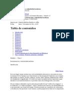 Clase 1 Escolarizacion y Subjetividad Moderna (1)