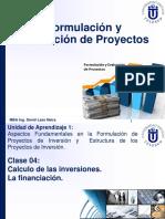 Clase 04 Form Eval Proyectos