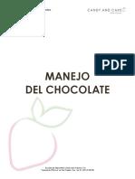 Manejo del chocolate