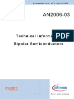 AN2006-03 Bipolar Semiconductors