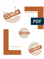 Cubex Tubings Limited 2017 121166