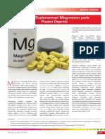 17_262Berita Terkini-Manfaat Suplementasi Magnesium Pada Pasien Depresi