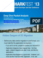 Deep Dive Packet Analysis - Sharkfest