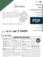 Finepix s8400w Manual En