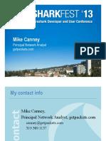 Application Performance Analysis - Sharkfest - Wireshark