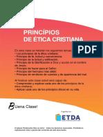Aula 01 Segundo Modulo Principios de Etica Cristiana
