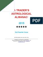 2nd Quarter 2015 Almanac1