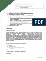 GFPI-F-019 Guia de Aprendizaje manipulación de alimentos