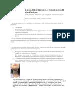 La Administración de Antibióticos en El Tratamiento de Las Infecciones Endodónticas _ Odontología Interior