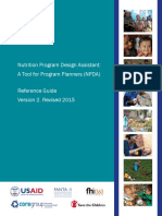 Nutrition Program Design Assistant USAID-Reference-Guide-April2015