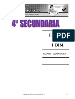 FISICA 4º