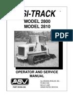 Manual de Servicio y Operacion (2800 ASV)