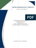 Taller de InvestigacionCREATIVO