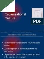 Ch04 - Organizational Culture Term2 SY2016