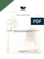 Festa Da Juçara Maracanã Dissertação