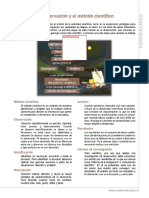 La Observación y El Método Científico - PDF