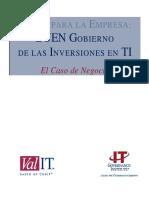 Inversiones en Ti - Universitario Tigre