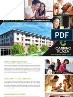 Full Carrino Plaza Brochure and Application (General)