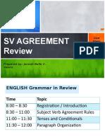 SV Agreement.ppsx