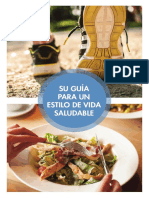 Your Guide to a Healthy Lifestyle - Spanish PDF