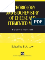 Microbiology and Biochemistry of Cheese and Fermented Milk 1997 (3)