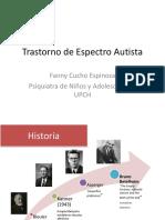 Trastorno de Espectro Autista