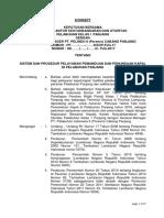 Revisi Protap Pemanduan 2017