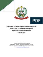 laporan benchmarking