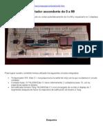 Montajes Practicos de Compuertas and y or en Pro to Board