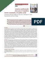 Unidad 3, Competencias Informativas Profesionales y Datos Abiertos.