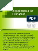 Introduccion a Los Evangelios 2019