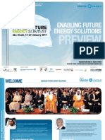 World Future Energy Summit 2011, Abu Dhabi 17-20 january 2011