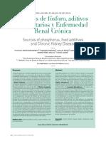a7-Fuentes de Fosforo Aditivos Alimentarios y Enfermedad Renal Cronica