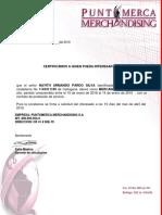 certificado nayith