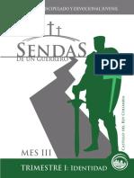 SENDAS 3 IDENTIDAD
