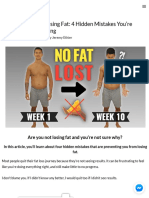 Why You'Re Not Losing Fat_ 4 Hidden Mistakes You'Re Unknowingly Making