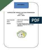 Cover Dokumen I