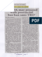 Philippines Star, July 31, 2019, MMDA may proceed with provincial bus ban sans TRO.pdf