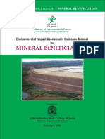 EIA Guidance Mineral Beneficiation May 10
