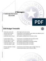 2020 District Budget Slides BOM Version 07-24-2019 Mnv7